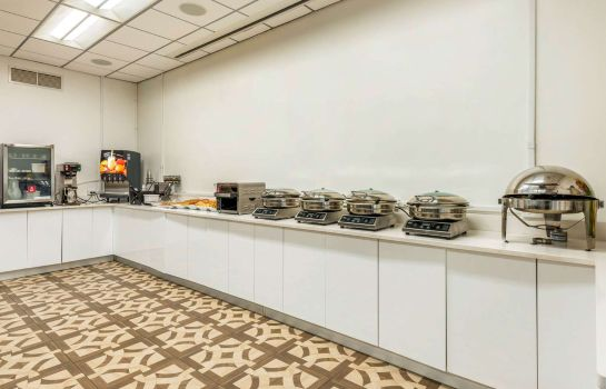 Restaurante Clarion Inn and Conference Center Tampa-