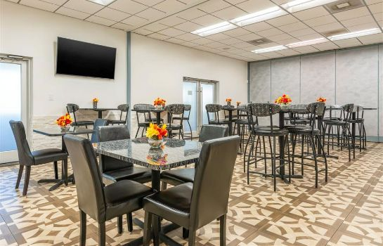 Restaurant Clarion Inn and Conference Center Tampa-