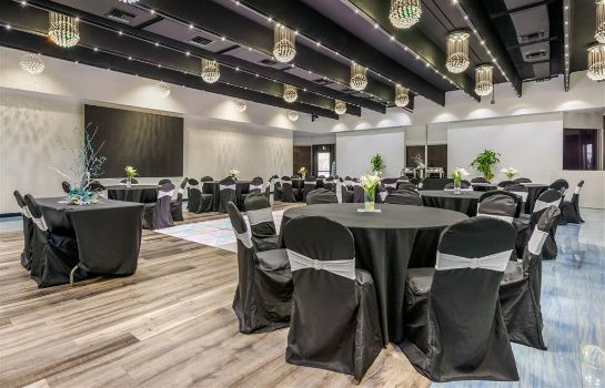 Sala de reuniones Clarion Inn and Conference Center Tampa-
