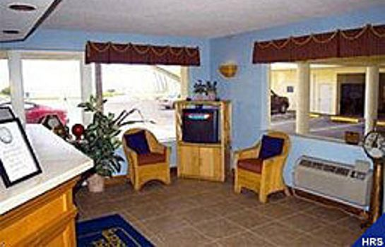 Hotelhalle DAYS INN ORMOND BEACH MAINSAIL
