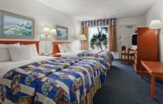 Zimmer DAYS INN ORMOND BEACH MAINSAIL