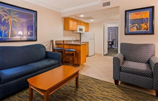 Suite BEST WESTERN COCOA BEACH HOTEL