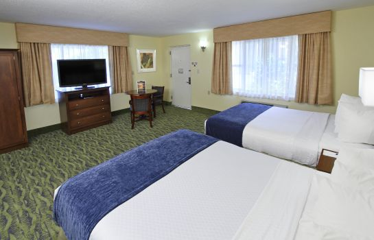 Chambre BEST WESTERN COCOA BEACH HOTEL