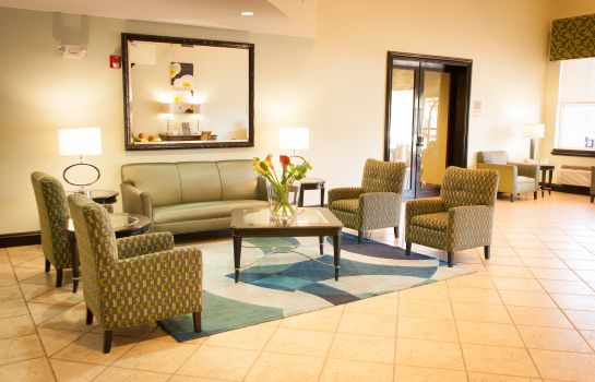 Lobby BEST WESTERN PLUS MIAMI-DORAL