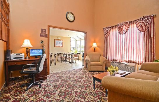 Hol hotelowy Econo Lodge  Inn and Suites