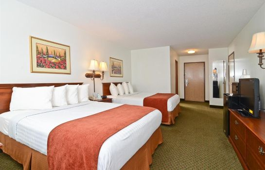 Chambre Econo Lodge  Inn & Suites