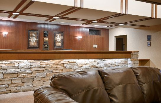 Hotelhalle BEST WESTERN WICHITA NORTH