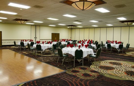 Sala de reuniones Best Western Wichita North