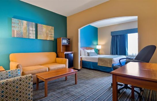 Suite BEST WESTERN GOVERNORS INN