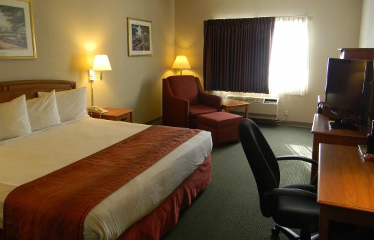 Zimmer BEST WESTERN GOVERNORS INN