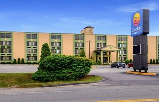 Vista esterna Comfort Inn & Suites Fall River