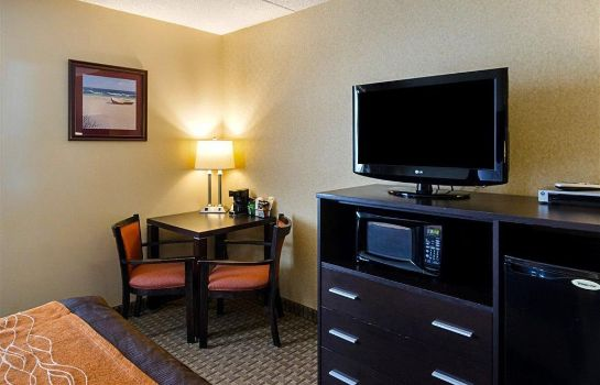 Zimmer Holiday Inn Express FALL RIVER NORTH