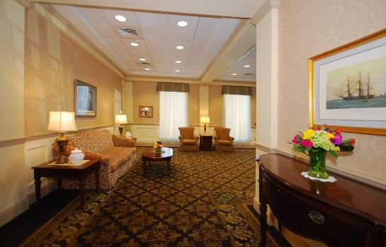 Hol hotelowy BEST WESTERN ADAMS INN QUINCY