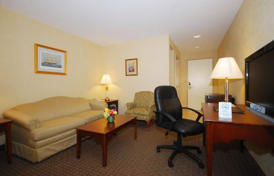 Kamers BEST WESTERN ADAMS INN QUINCY