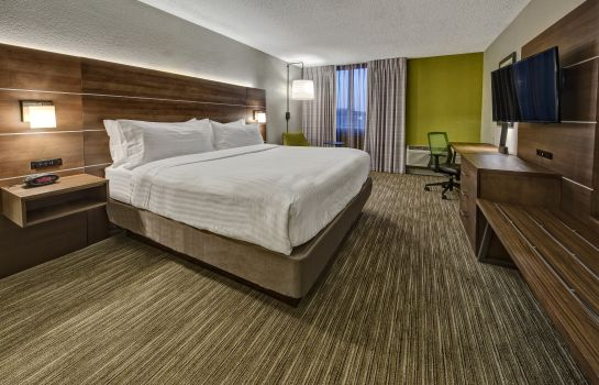 Einzelzimmer Standard Holiday Inn Express LOUISVILLE AIRPORT EXPO CENTER