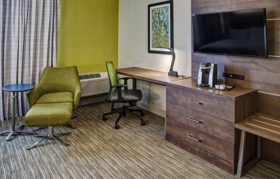 Doppelzimmer Komfort Holiday Inn Express LOUISVILLE AIRPORT EXPO CENTER