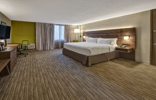 Zimmer Holiday Inn Express LOUISVILLE AIRPORT EXPO CENTER