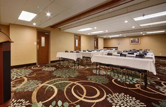 Conference room BEST WESTERN DETROIT LIVONIA