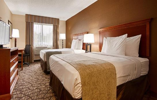 Room BEST WESTERN DETROIT LIVONIA