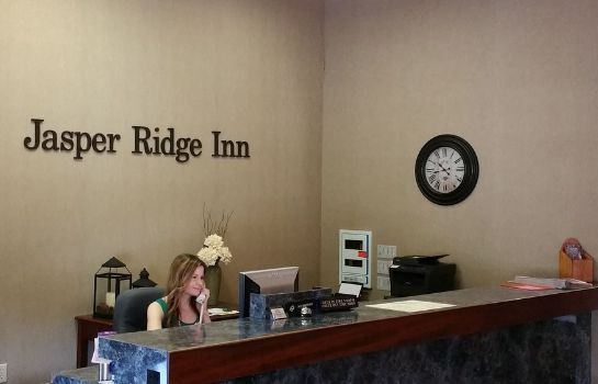Empfang Jasper Ridge Inn Ishpeming