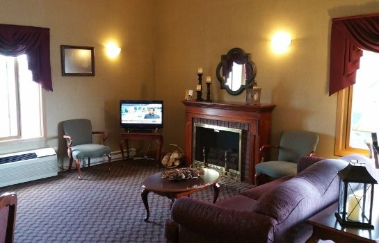 Hotelhalle Jasper Ridge Inn Ishpeming