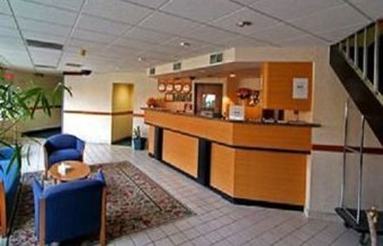 Vista esterna Days Inn Madison Heights MI