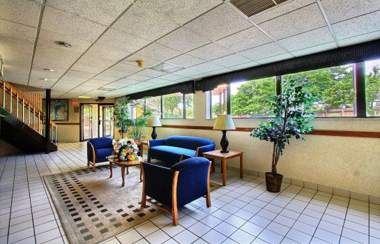 Hol hotelowy DAYS INN MADISON HEIGHTS