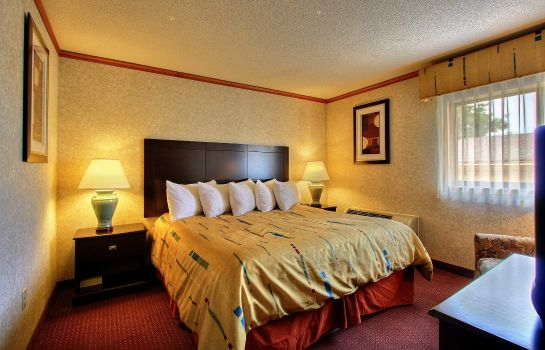 Suite Days Inn Madison Heights MI