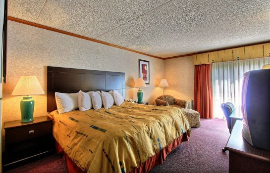 Zimmer DAYS INN MADISON HEIGHTS