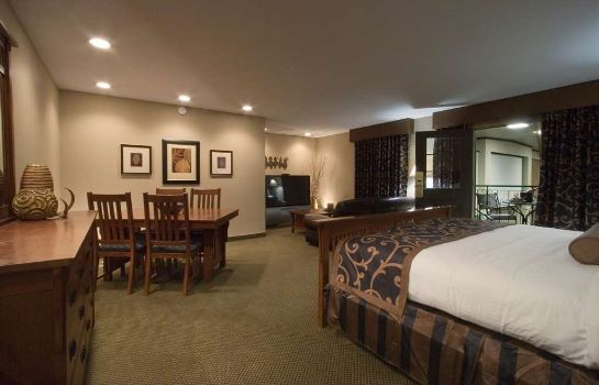 Suite BEST WESTERN PLUS HERITAGE INN
