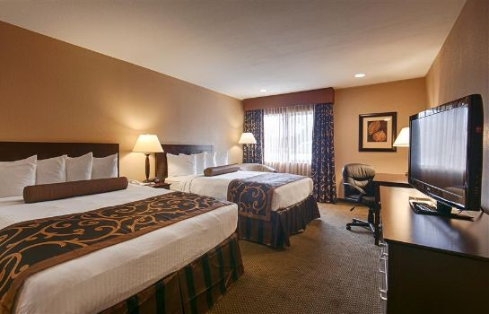 Zimmer BEST WESTERN PLUS HERITAGE INN