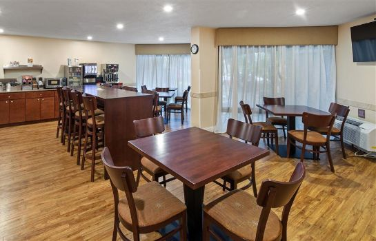 Restaurant Best Western Oak Manor