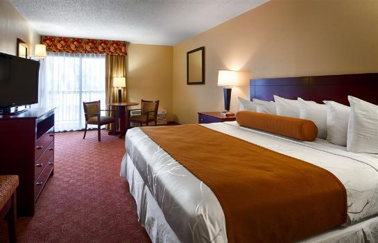 Zimmer Best Western Oak Manor