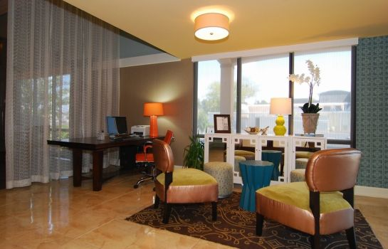 Hotelhalle BEST WESTERN EXECUTIVE SUITES