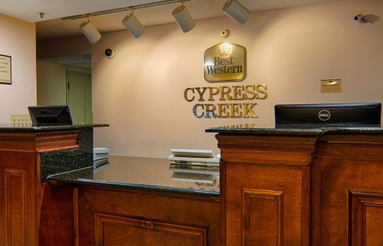 Hotelhalle BEST WESTERN PLUS CYPRESS CRK