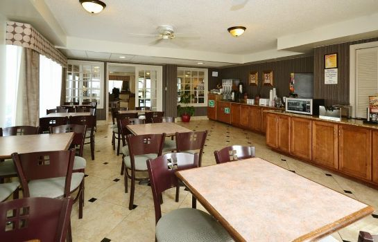 Restaurant BEST WESTERN PLUS CYPRESS CRK