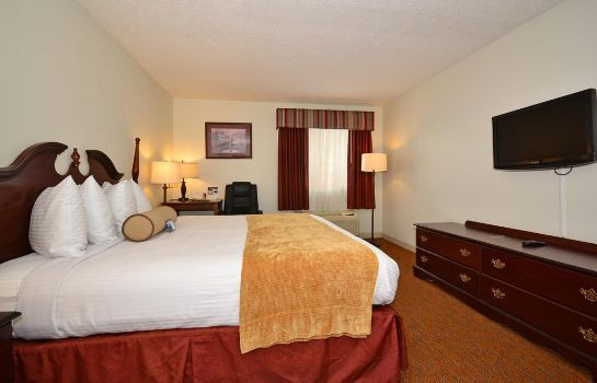 Zimmer BEST WESTERN PLUS CYPRESS CRK