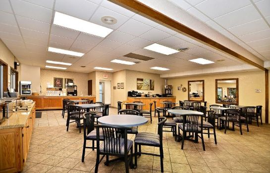 Restaurant BEST WESTERN CENTER POINTE INN