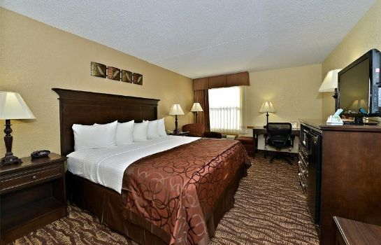 Chambre BEST WESTERN CENTER POINTE INN