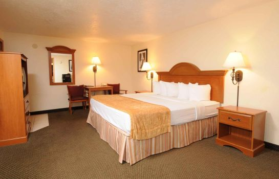 Zimmer BEST WESTERN WESTON INN