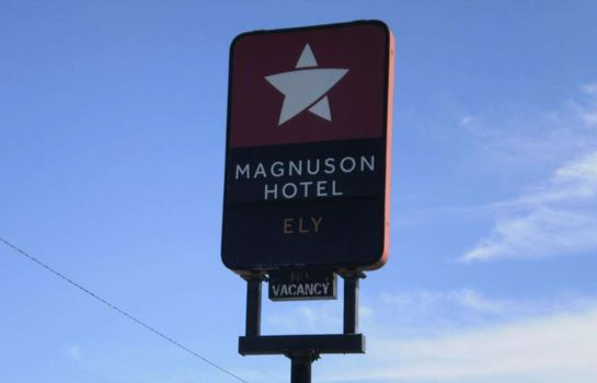 Exterior view MAGNUSON HOTEL ELY
