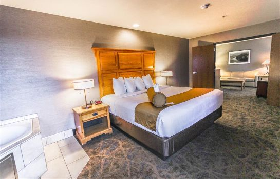 Suite Best Western Plus GranTree Inn Best Western Plus GranTree Inn