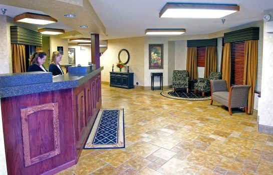 Lobby Clubhouse Inn and Suites Billings