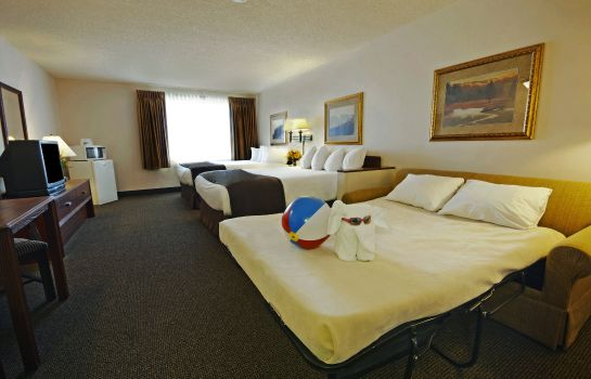 Room Clubhouse Inn and Suites Billings