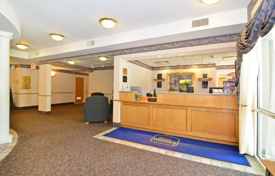 Hotelhalle BEST WESTERN PLUS EXECUTIVE CT