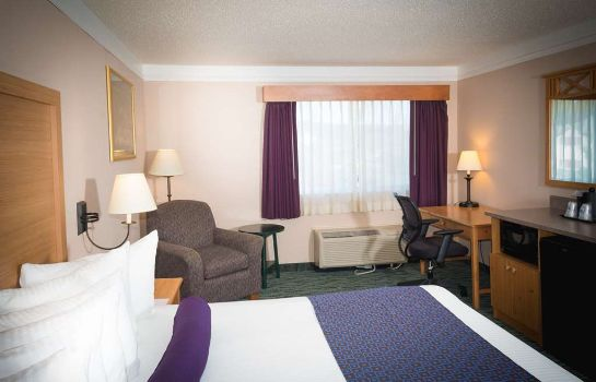 Zimmer BEST WESTERN PLUS EXECUTIVE CT