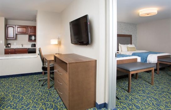 Suite Best Western Plus Portsmouth Hotel and Suites