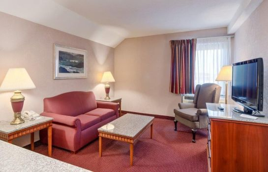Suite BEST WESTERN PLUS PORTSMOUTH H
