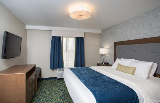 Zimmer Best Western Plus Portsmouth Hotel and Suites
