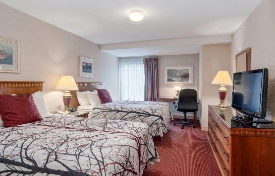 Kamers Best Western Plus Portsmouth Hotel and Suites